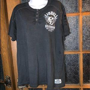 Liddell Headrush Shirt - Sz Lg